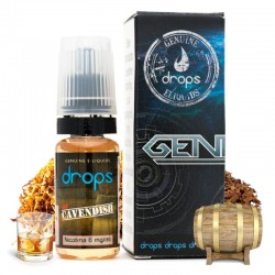 LÍQUIDO OLD CAVENDISH DROPS - 10 ML - 12MG