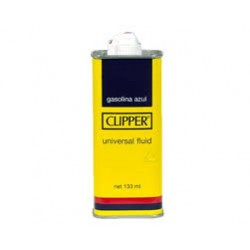 BLISTER 6 UNIDADES GASOLINA CLIPPER METAL