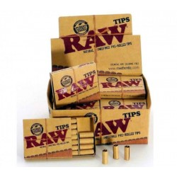 RAW TIPS PRE-ROLLER (20)