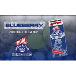 BLUNT HEMPaRILLO BLUEBERRY (ARANDANOS) (15X4)