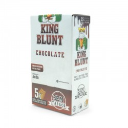 KING BLUNT CHOCOLATE (5X25)