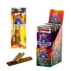 BLUNT HEMPaRILLO MIX & ROLL HEMP  (15X4)